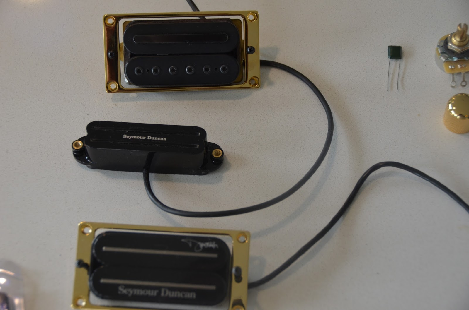 Guitar Re Fret And Paint Dimarzio Hsh Wiring Diagram The Blog Ive Had Top Pickup Since 1991 It Was One Of Hottest Pickups Available At Time Is Now Only Through