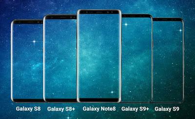 Đánh giá viền màn hình siêu mỏng của Samsung S9/S9+ - 222024