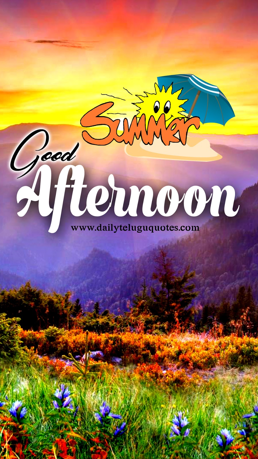 Best Good Afternoon Android Mobile Wallpapers Free Download