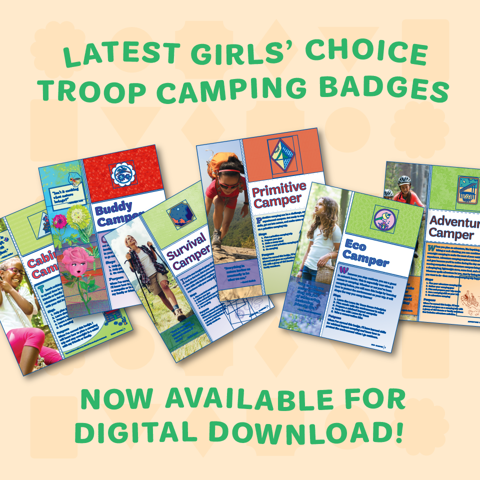 Girl Scouts Of The Colonial Coast - Blog New Troop -2367