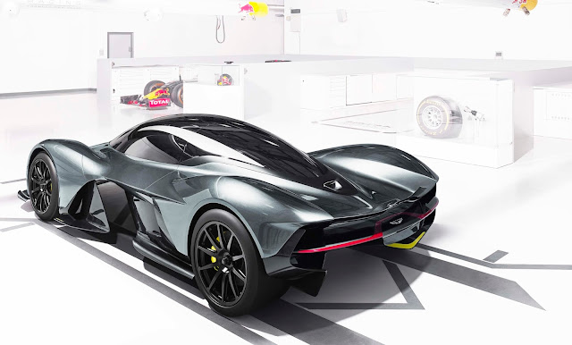 Aston Martin Red Bull AM-RB 001 Will Do 0-200mph-0 In 15 Seconds