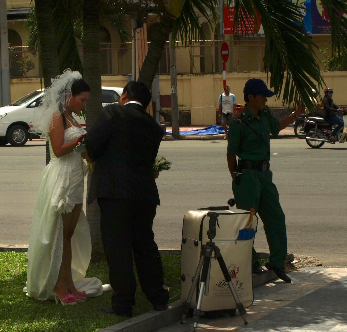 Vietnamese Wedding Altar: Fr Jack SJ MD: Yes, We Have Internet
