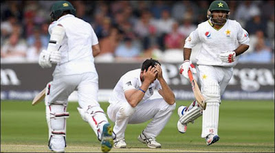 Third Day Pakistan Lead By 281 Runs At Lords Test