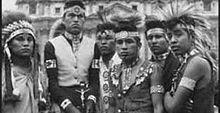 Índios Navajos – (1902)