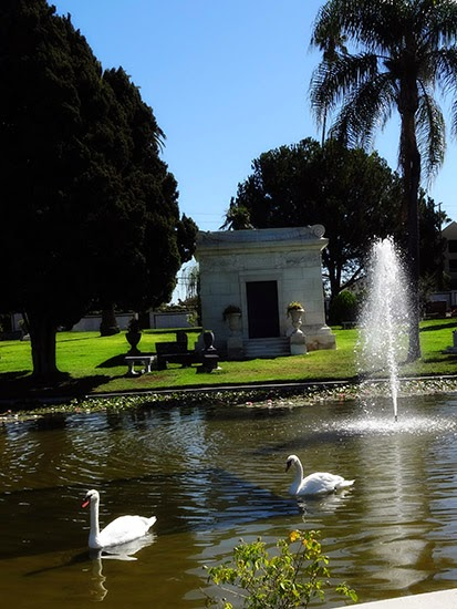 Hollywood Forever Cemetery Marion Davies