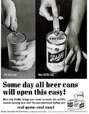 Schlitz Soft Top Can