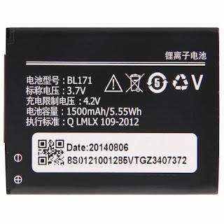 BL171 Bateria