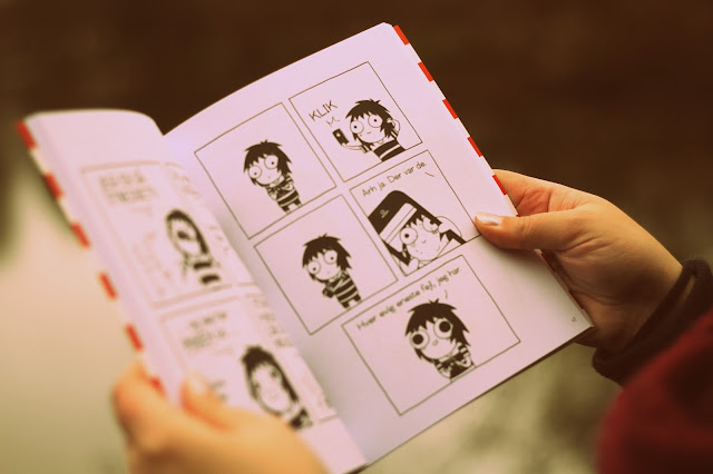 Voksenlivet er en myt af Sarah Andersen Sarah's Scribbles