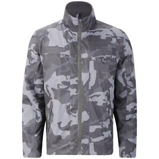 55 Soul Men's Street Camo Jacket - Khaki - 13,49€ - Disponibles otros modelos de chaqueta de camuflaje