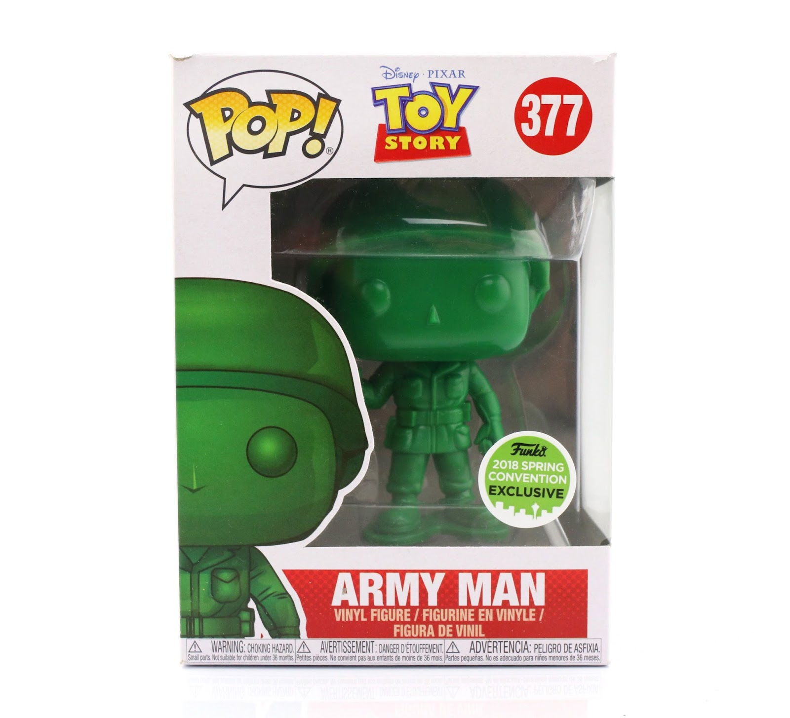 green army man toy story funko pop