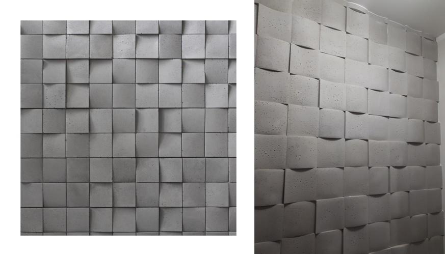 betonowe panele