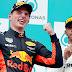 Max Verstappen ganó en Malasia en su cumpleaños