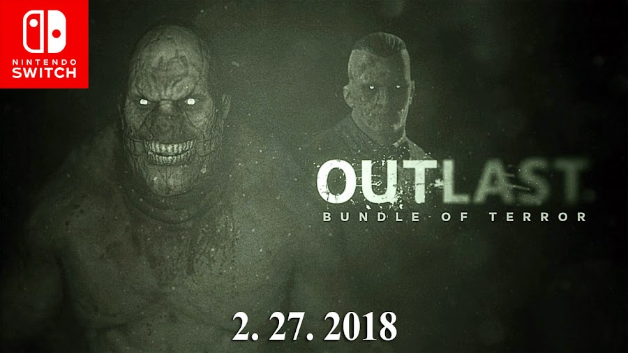 outlast bundle of terror nintendo switch