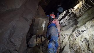 Keith's Cavers in The Search for the Missing Potholer - Part Two