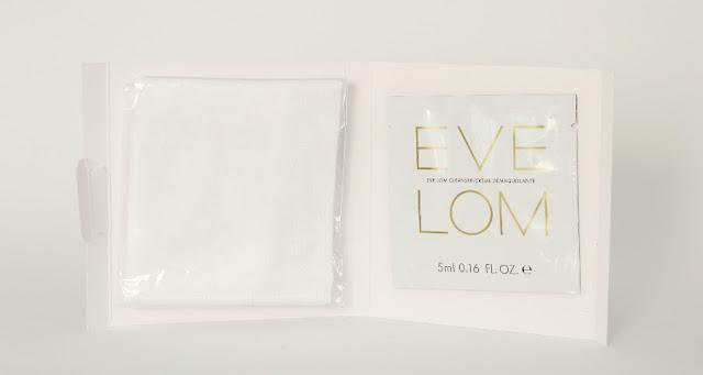 Desmaquillante y toalla EVE LOM