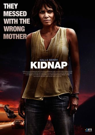 Kidnap 2017 English 480p WEB-DL 280MB ESubs
