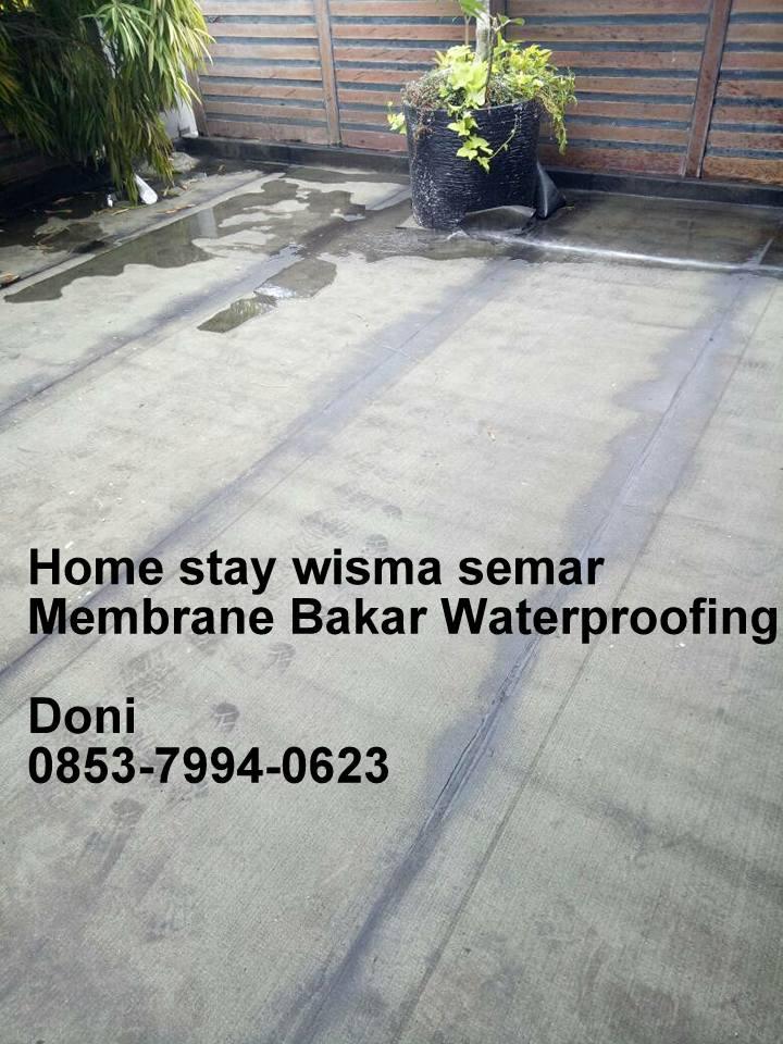 Distributor Waterproofing Membrane Samarinda Tasikmalaya Pontianak