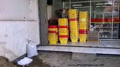 Salju Di Alfamart