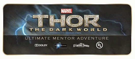 Marvel's THOR: THE DARK WORLD, ULTIMATE MENTOR ADVENTURE