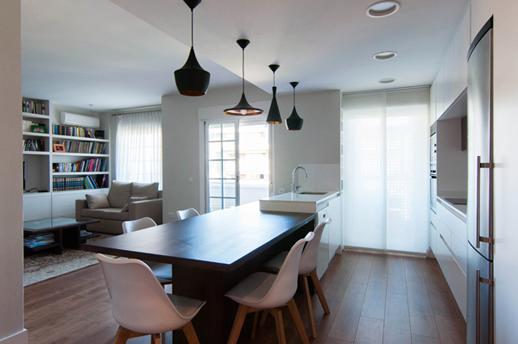 Reforma originales-Vivienda-Arquitectos-Madrid-Casas de lujo