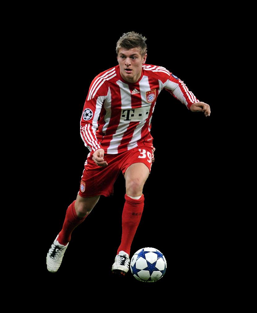 Football Player's Biography 7: Toni Kroos