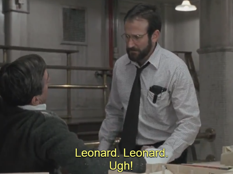 awakenings real leonard