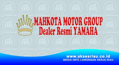 CV. Mahkota Motor Group Pekanbaru