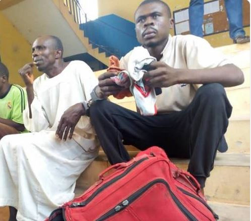 Pant for Money Rituals: Panel beater arrested for stealing