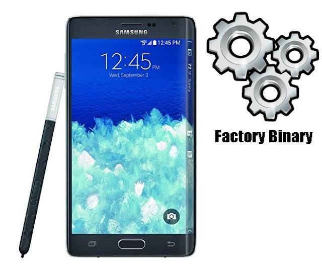 Samsung Galaxy Note EDGE SM-N915X Combination Firmware