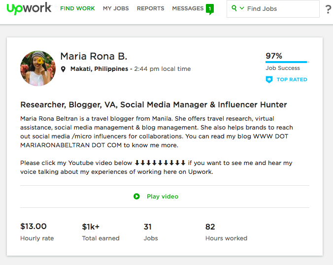 how to register on upwork profile get approved