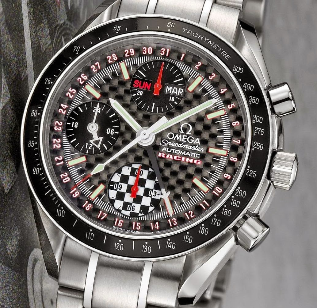 OMEGA Speedmaster Day-Date Racing Limited Edition