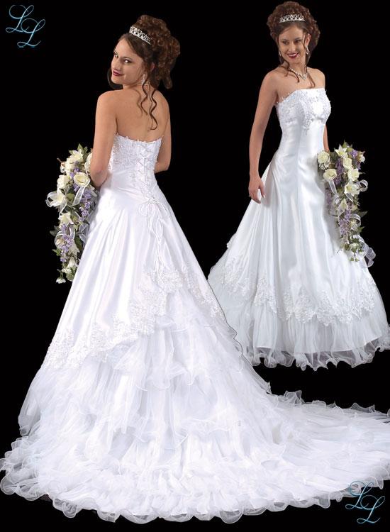 Wedding Dress Design: Wedding dress rental