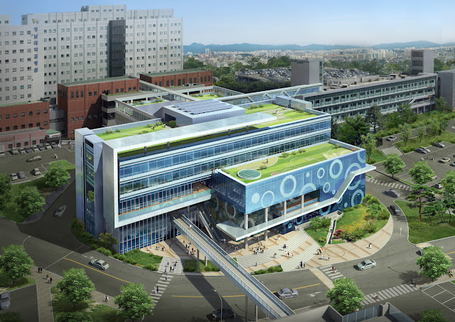 Design projects of yeungnam university medical center - College of design construction and planning ...