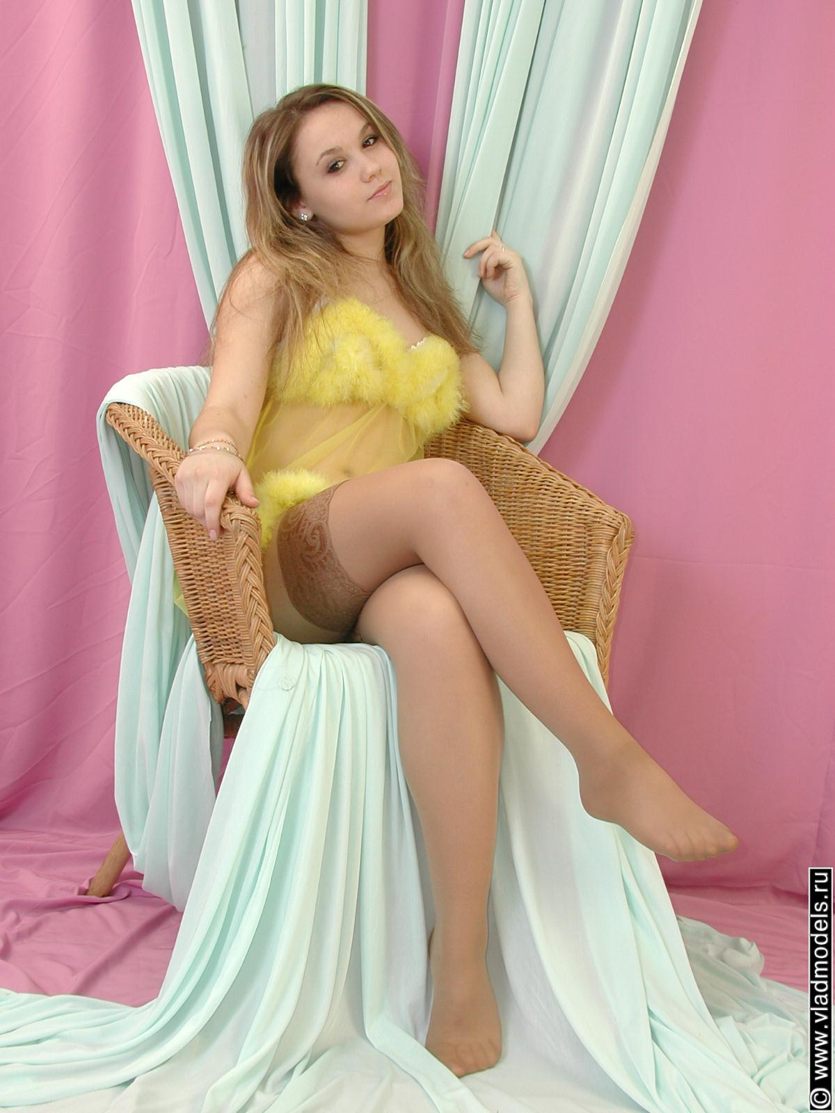 For Alisa vlad model pantyhose opinion