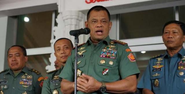 Soal Nobar Film Pengkinatan G30S/PKI, Tegas Panglima TNI: Itu Perintah Saya, Mau Apa?