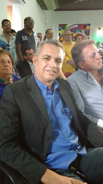 CAXIAS: Publicitário Artur Quirino, o novo secretário de Cultura, Esporte, Juventude e Turismo(CEJUT)