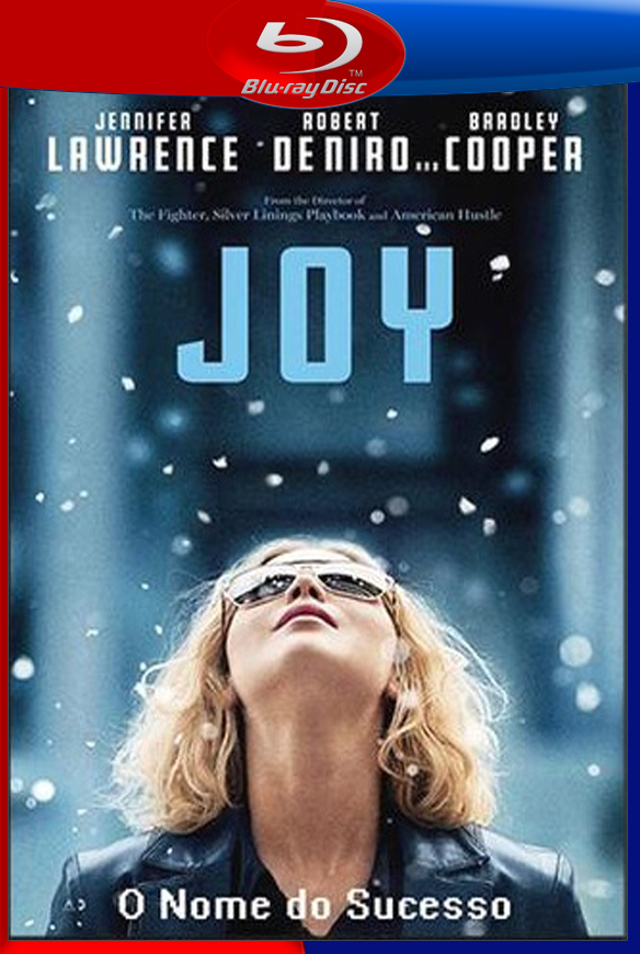 Joy O Nome do Sucesso (2016) Web-DL 1080p Legendado /  Legenda Fixa em Português