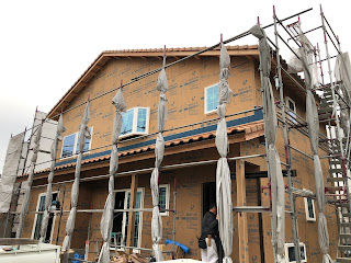 自然素材の家 鈴鹿市 全館空調の家 漆喰塗り壁