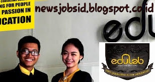 Lowongan Kerja PT. Kreasi Edulab Indonesia Maret 2017 (Fresh Graduate/ Experience)