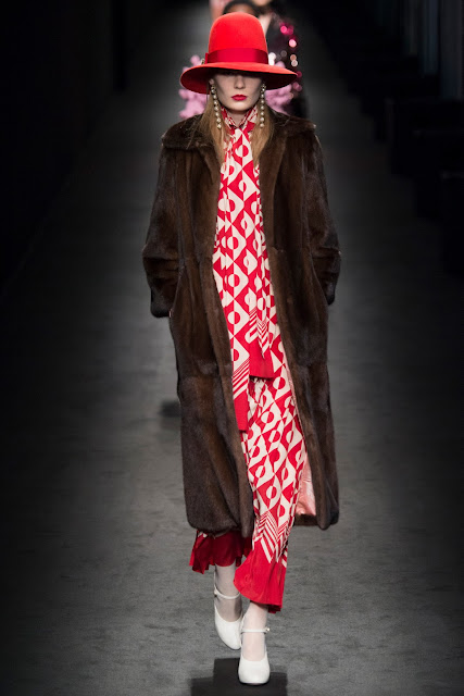 gucci fall 2016 ready-to-wear milan fashion week - cool chic style fashion