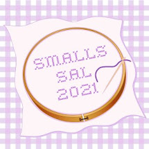 Mary's Thread Smalls SAL