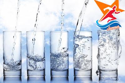 Uống đủ nước mỗi ngày