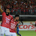 Ribut-ribut Lilipaly dan Comvalius di Laga PSM vs Bali United