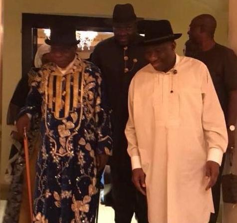 obasanjo visit jonathan otuoke bayelsa