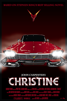 John Carpenter's Christine 1983 DVDR NTSC Latino