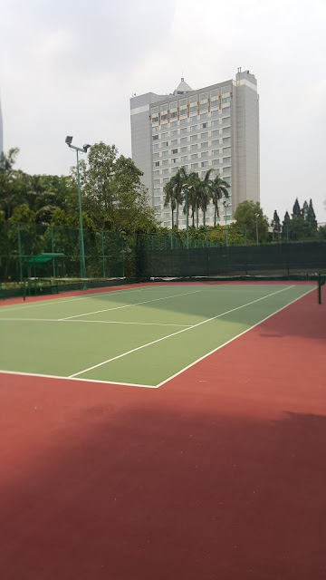 jasa ngecat lapangan tenis jabodetabek murah