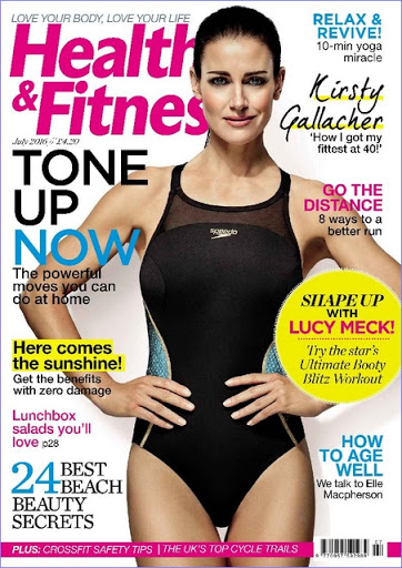 Download Health & Fitness Magazine July 2016 PDF