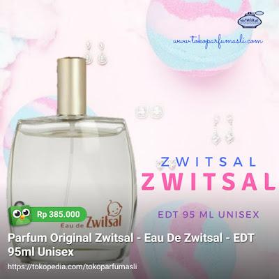 toko parfum asli parfum original zwitsal zwitsal edt 95ml kid unisex