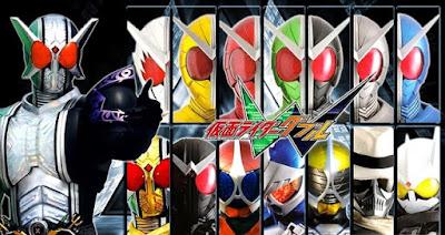 Kamen Rider W [BATCH] Sub Indo, Kamen Rider W Sub Indo, Kamen Rider W, Kamen Rider, Tokusatsu, Kamen Rider W Full Episode Sub Indo