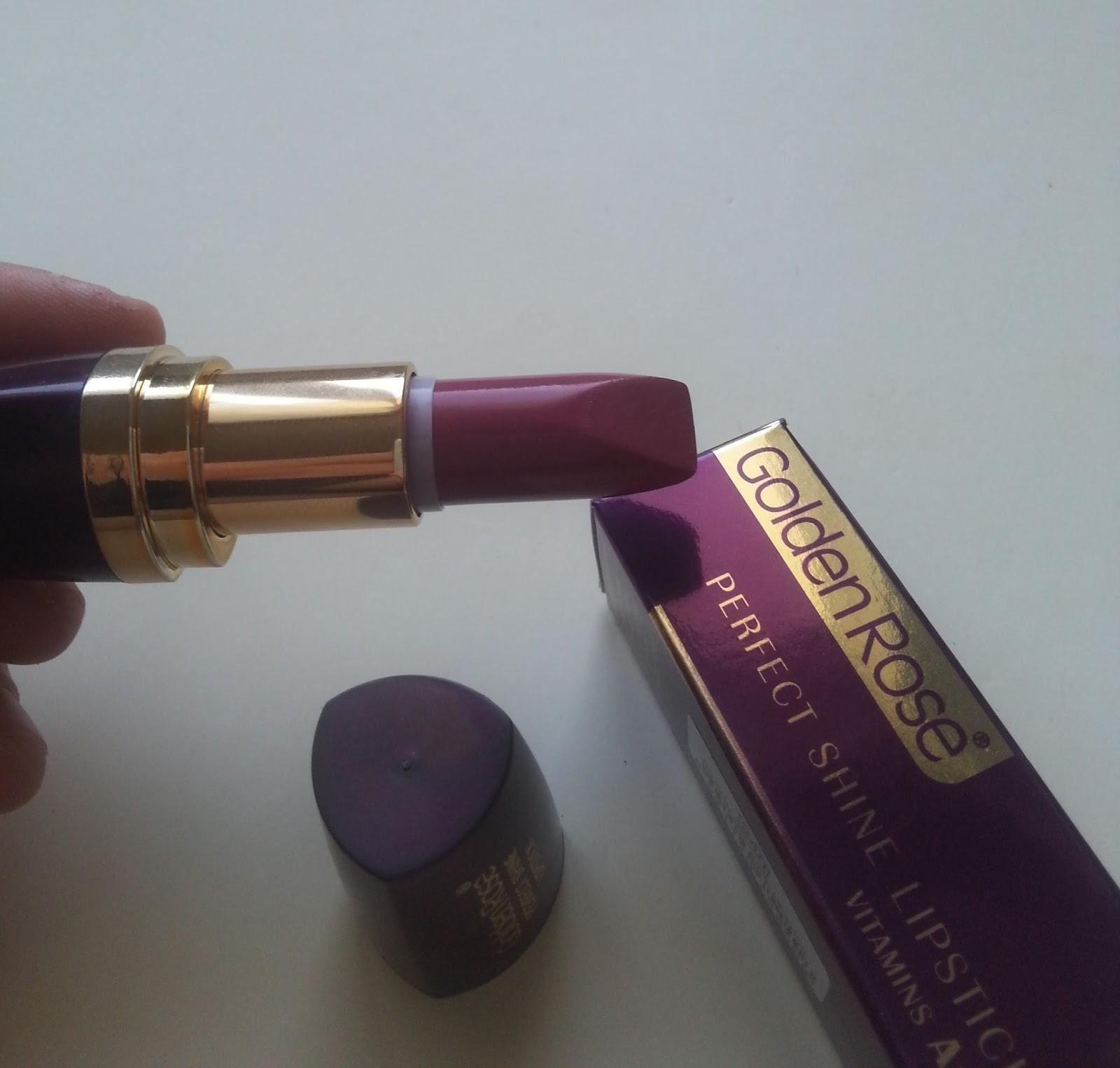 Golden Rose Perfect Shine Lipstick No240 Tuvalet Masam